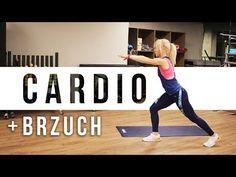 WYSZCZUPLAJĄCY INTERWAŁOWY TRENING ODCHUDZAJĄCY / + ROZGRZEWKA I STRETCHING - YouTube Tabata, Cardio, Loose Weight, Zumba, Fitness Inspiration, Health Fitness, Abs, Stretching, Youtube