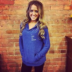 Good Hyouman I Like to Spoon Hoodie $78.00  Shop Online at:  www.wanderlustmainstreet.com Visit and Like us on Instagram: http://instagram.com/wanderlustboutique1021