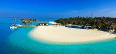 Velassaru Maldives - Male, Maldives. A faraway island fantasy in the Maldives