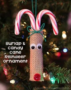 christmas crafts for adults | 25 Christmas Tree Ornaments Kids Can Make | About Family Crafts