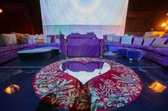 """CHANHASSEN, MN - NOVEMBER 02: General view of the """"NPG Music Club"""" Room of Prince's Paisley Park Museum during a media preview tour on November 2, 2016 in Chanhassen, Minnesota. (Photo by Adam Bettcher/Getty Images)"""
