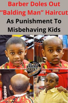 Do you think all the quarantine haircuts that are making the rounds on social media are bad? Well, you should be really glad you're not a kid!