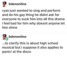 I thought it was panic! before I read the bottom