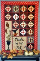 Joined at the Hip - Folk Art Quilt Designs and Original Patterns