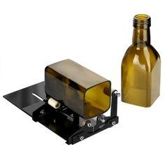 Decoraci/ón De Bares para La Fabricaci/ón De Artesan/ías Habitaciones Cortadoras De Botellas De Vidrio Herramientas DIY Kits De Herramientas Profesionales para El Corte De Botellas De Vino