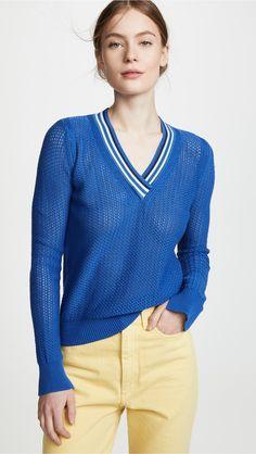 4f9e5ece142d Paul Smith Loose V Neck Sweater