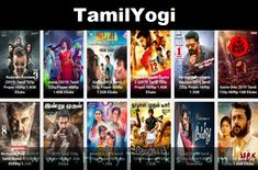 TamilYogi 2019 - Isaimini Watch Latest New HD Tamil Movies Online Download 300MB Famous Movies, All Movies, Latest Movies, Horror Movies, Movies To Watch, Telugu Movies Online, Hindi Movies, Good Insta Captions, Movie Hall