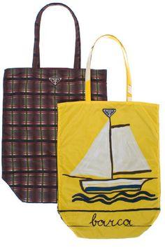 bag it!: reusable shopper bag... a mere $295.