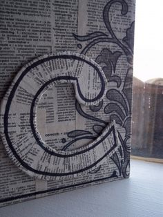 Recycled Newspaper ;)