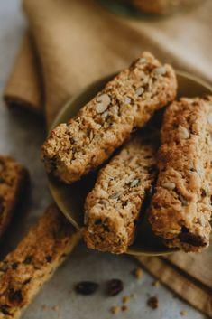 Honey Recipes, Baking Recipes, Cookie Recipes, Dessert Recipes, Keto Recipes, Kos, Cake Rusk Recipe, Yummy Treats, Yummy Food