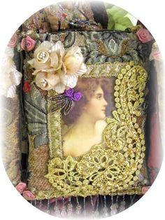 Victorian Splendor Sachets Sage