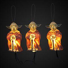 #ThinkGeek                #ThinkGeek                #Star #Wars #Holiday #Lights                        Star Wars Holiday Lights                            http://www.seapai.com/product.aspx?PID=1805504
