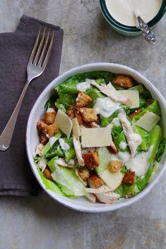 One pot wonder - lettvint gryterett - Mat På Bordet One Pot Wonders, Scampi, Cobb Salad, Feta, Food And Drink, Chili, Bacon, Lunch, Salad