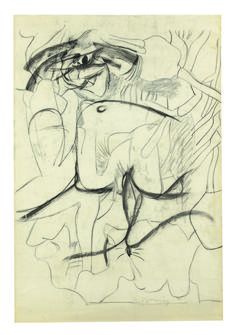 Willem de Kooning (1904-1997) | Untitled | 1960s, Drawings & Watercolors | Christie's