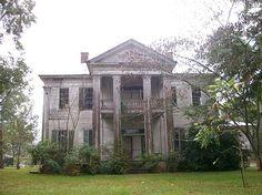 Cochran House - Crumptonia Plantation.