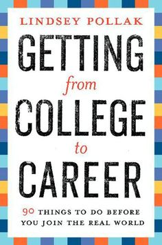 """""""A well-written, lively and easy to follow guide."""" —Time.com """"Perfect for today's students, who inevitably want what they want (and only that!) when they want it."""" —Campus Career Advisor Getting from College to Career by Career Expert and Global Spokesperson for LinkedIn, Lindsey Pollak, is an insightful, essential world guide for college students and recent graduates who are preparing to embark upon a career beyond the university walls. Now newly revised to reflect the most recent cha..."""