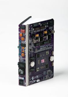 Notebook-pcb-violet