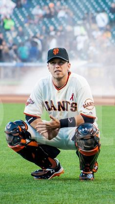 Wishing on a cowboy — jaketx: Buster Posey