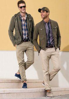 abbigliamento fashion uomo