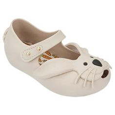 Mini Melissa Ultragirl Rabbit - Beige Matt