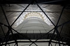 Christo and Jeanne-Claude | Projects | Big Air Package