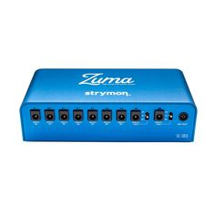 The Zuma has the highest horsepower and is the most technologically advanced power brick in its class. It has nine high-current, individually isolated, ultra-low-noise outputs, each with its own dedic