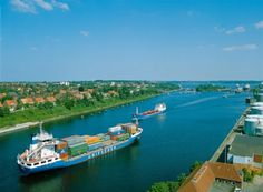 Kiel Canal - Top 10 Awe inspiring Artificial Canals. Email at info@rubicon3.co.uk. Rubicon 3 - SAIL . TRAIN . EXPLORE: Adventure Sailing www.rubicon3.co.uk