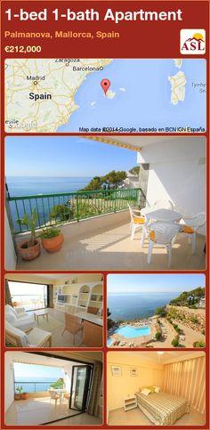 1-bed 1-bath Apartment in Palmanova, Mallorca, Spain ►€212,000 #PropertyForSaleInSpain