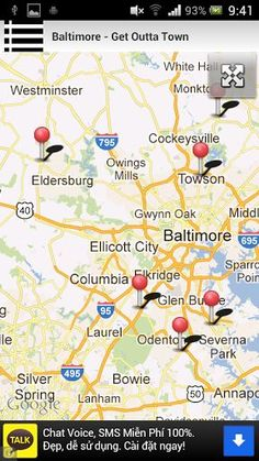 Spend more time on the road and less time trying to find them. Get Outta Town Baltimore highlights the region's 6 best scenic road trips.<p>If you're looking for the fastest way from point A to B, forget it. Our Get Outta Town series is all about finding the most scenic routes and the cool stops along the way. Our local scouts share their best-kept secrets with you. <p>Along the way, these scouts discovered the best of local attractions, from Catoctin Mountain Park, Cunningham Falls State…