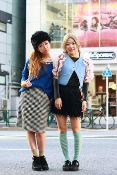 ファッションを楽しんでる感が(・∀・)イイネ!!