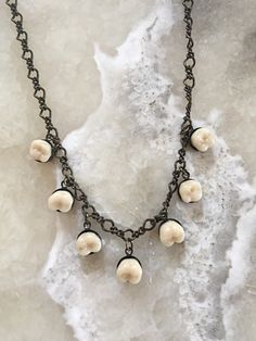 Tooth+Fairy's+Molars+Necklace+by+PurgatoryPlaything+on+Etsy