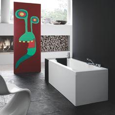 Glass PS000A0-2 Bathtub, Eden - Nameek's