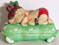 Lord Ganesh enjoying his siesta!