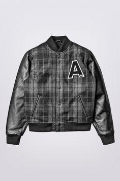 A.P.C. X Carhartt Varsity Jacket