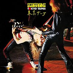 Scorpions, Tokyo Tapes (1978): You know you had a special year for live albums when this one is somewhere in the middle of the pack with a 3.71 song score. And that's not meant as any sort of hit on the band or the quality of this album. It's good. It's great. It's just that any other year might find this at or near the top of live releases in terms of quality. But it just had to go up against all those other awesome efforts that I listened to yesterday. 8/21/16