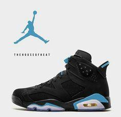 Air Jordan (Retro) 6 UNC