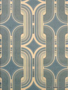 retro fabric. love this print