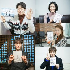 My Dramaland Goblin's precious cast express their love to viewers through their heartfelt hand writing messages… Love you guys!