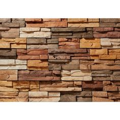 ClipStone Prostack Sand Corners 26-3/4 in. x 16 in. 6 lin. ft. Manufactured Stone (18-Piece per Carton)