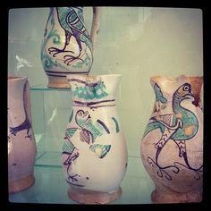 MIC Faenza, la ceramica faentina dal '300 al '600 - @TurismoER | Flickr: Intercambio de fotos