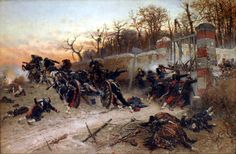 1870-71 Franco-Prussian War, Prussians at the Gates