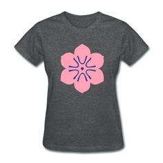 Deep heather flower Women's T-shirts  You can use this designs one any of the printable products and accessories.
