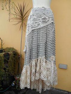 nice skirt make over