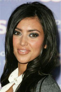 2006 kim kardashian Bollywood Makeup, Kim Kardashian, Hair And Nails, Eyebrows, Girly, Make Up, Skin Care, Jenners, 2000s