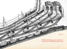 Model Railroads for Adults – Guidelines for Success Ho Train Track, Train Ho, Train Tracks, Model Trains Ho Scale, Model Train Layouts, Scale Models, Ho Scale Train Layout, Escala Ho, Model Railway Track Plans