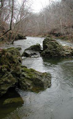 Rocky Fork Creek, Ohio