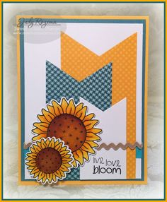 Prim Blessings and dies from Sweet 'n Sassy Stamps designed by Judy Rozema