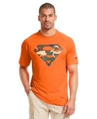 de6dad9660 Under Armour Men s Under Armour® Alter Ego Camo Superman T-Shirt