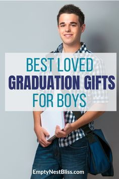 22 amazing 2019 high school graduation gift ideas for son! If you are looking for great 2019 graduation gifts from parents, useful graduation gift ideas for him and more, this post has gift ideas he will actually want and use every day for years to come. Graduation Gifts For Boys, High School Graduation Gifts, Personalized Graduation Gifts, College Gifts, School Gifts, Graduate School, Graduation Ideas, Graduation Parties, Graduation Decorations