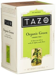 Tazo Organic Green Absolutely The Best Tea Around And I Ve